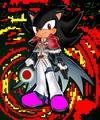 dark the hedgehog - sonic-fan-characters-recolors-are-allowed photo