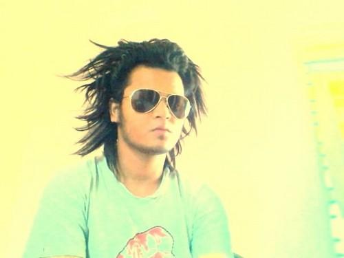এমো স্টাইল hair styles