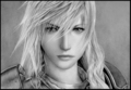 final fantasy lightning - final-fantasy fan art