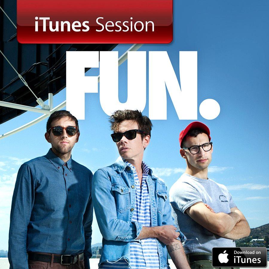 fun  u0026 39 s itunes session - fun  band  photo  33013260