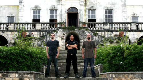Ghost Adventures wallpaper with a brownstone, a street, and a row house titled ghost adventures