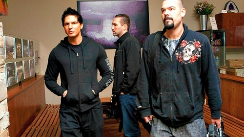 Ghost Adventures wallpaper containing a business suit entitled ghost adventures
