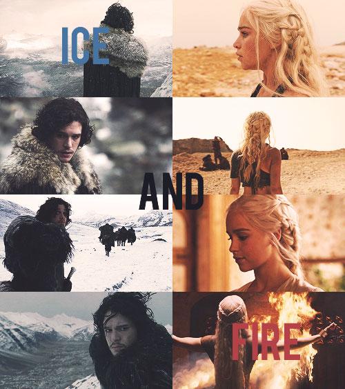 Game of Thrones images Daenerys Targaryen & Jon Snow ...