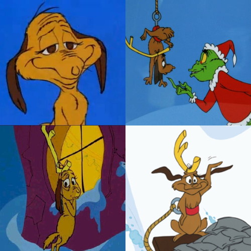 How the grinch stole christmas cartoon max