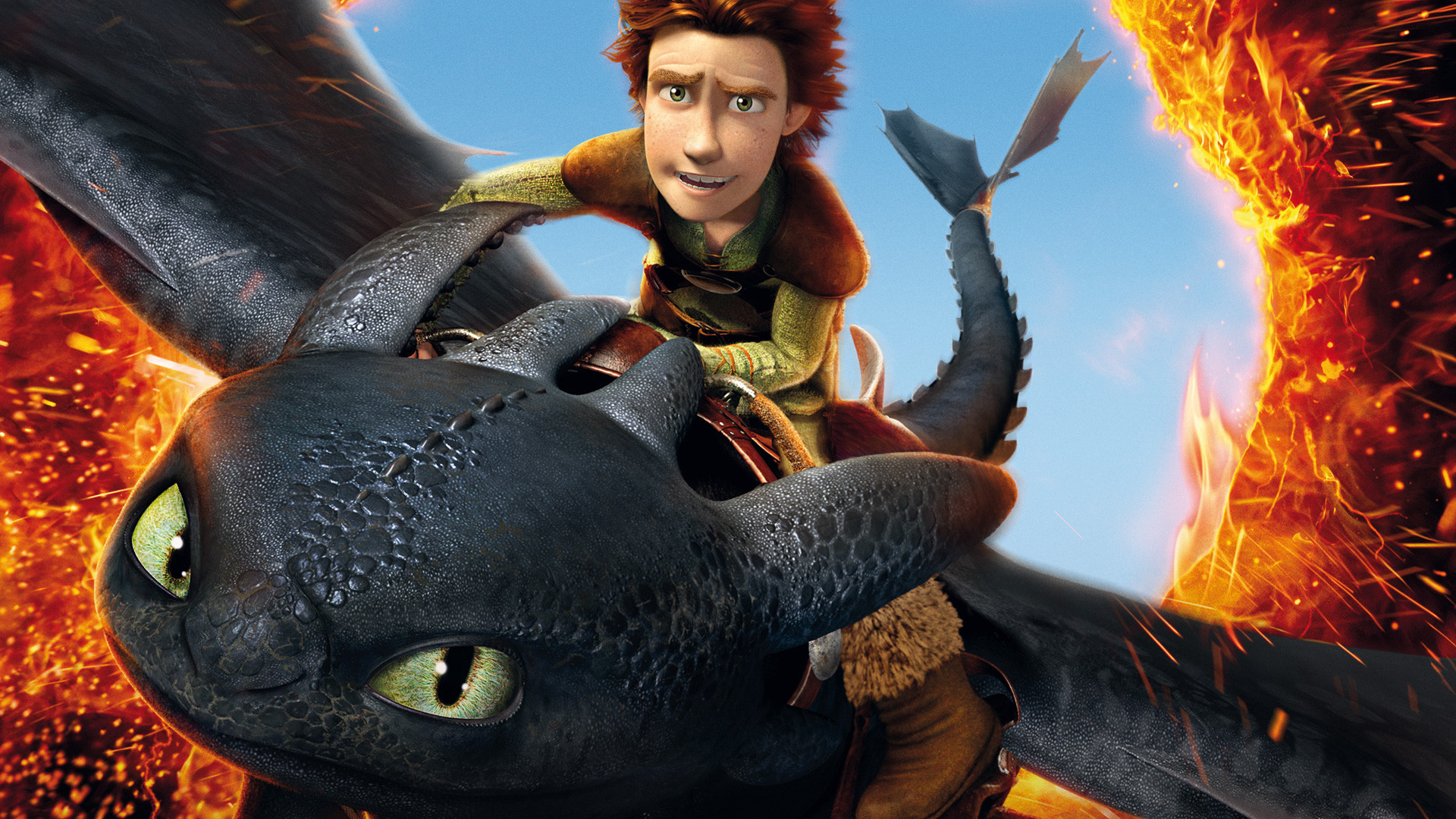 how i train your dragon