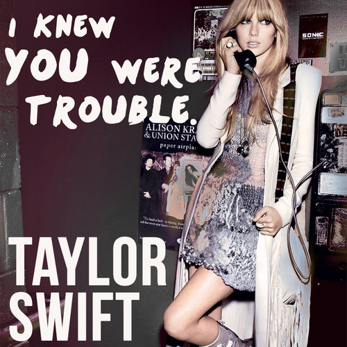 i knew anda were trouble