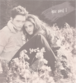 i was born to be a vampire&lt;3 - edward-and-bella fan art