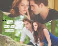 i was born to be a vampire<3 - edward-and-bella fan art