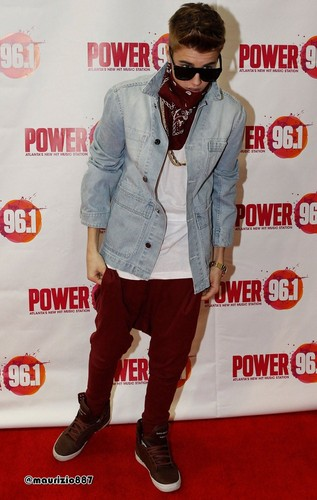 justin bieber, Power 96.1's Jingle Ball 12.12.12