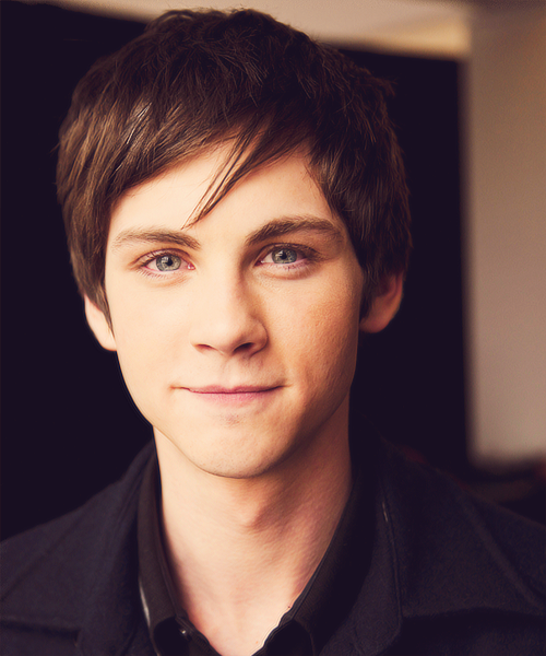 Logan Lerman logan L Logan Lerman