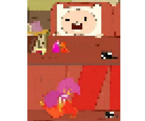 Minecraft (Майнкрафт) lady fight