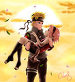 narusaku - rotcalex2011 fan art