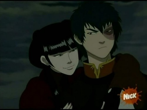 nickelodeon-fan and jake-lost are like Mai and Zuko