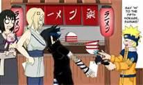 say hi to the Fifth hokage, Sasuke!