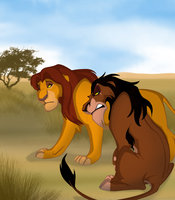 Christmas in PrideLands (one-shot) Scar-and-mufasa-the-lion-king-33059335-175-200