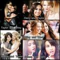 sel tay miley demi