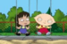 stewie and janet - family-guy icon