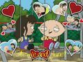 stewie and janet - family-guy photo