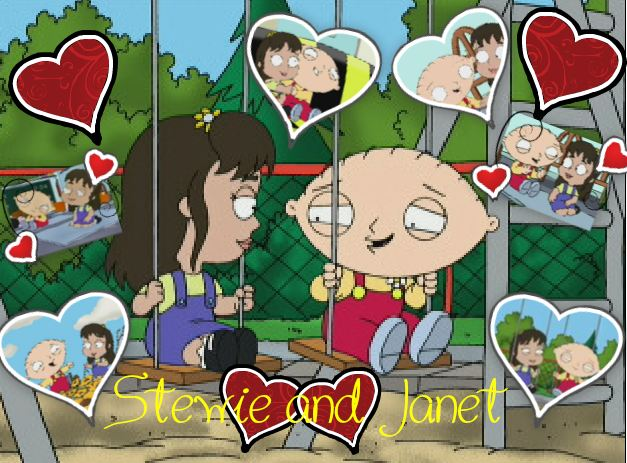 stewie and janet