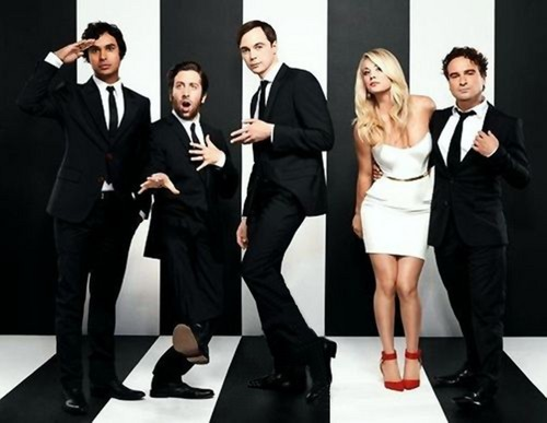 The Big Bang Theory wallpaper containing a business suit and a suit entitled tbbt