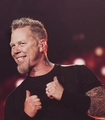 thumbs up  - james-hetfield photo