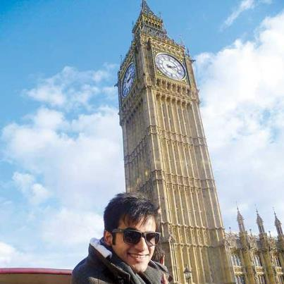 viren @ london