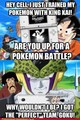 what a fight - dragon-ball-z photo
