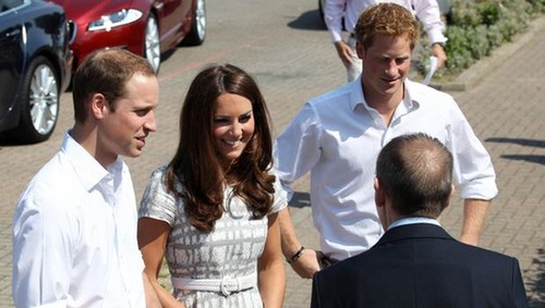 william kate harry