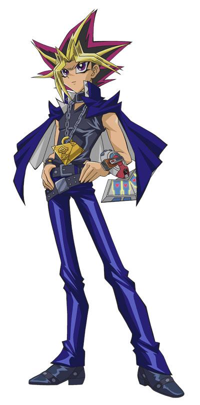 Yugioh Character Design : Yami yugi yu gi oh photo  fanpop