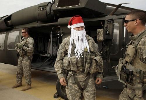 ★ Army Christmas time ☆