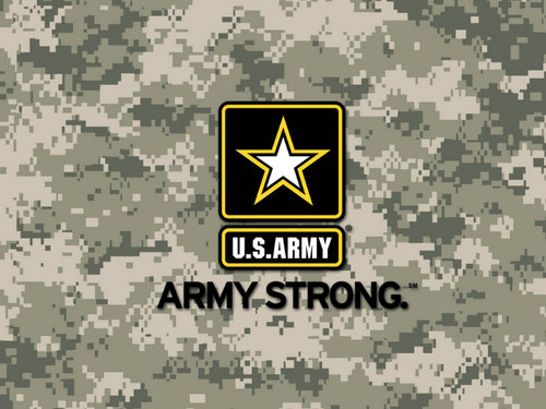 US Army Wallpaper Called Strong