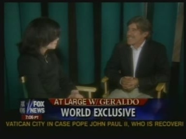 """""""At Large With Geraldo"""" Back In 2005"""