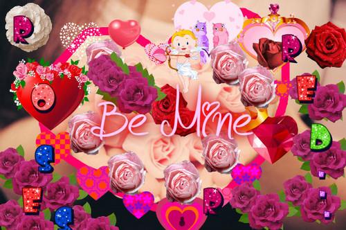 """Be Mine"""