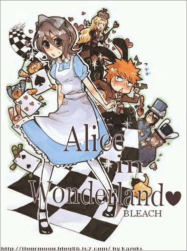 ~Bleach in Wonderland~