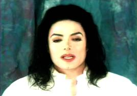"Michael Jackson's Ghosts wallpaper containing a portrait titled ""Chosts"""