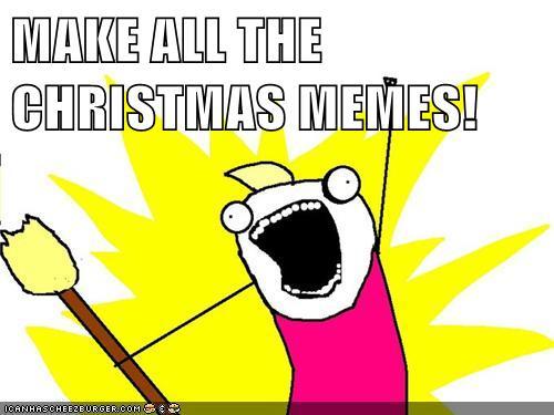 Christmas memes christmas fan art