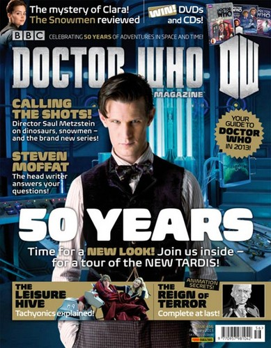 'Doctor Who' Magazine #456