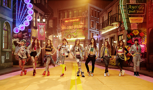 ♥I Got A Boy MV♥