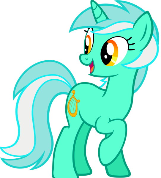 Lyra Sitting Vector [Request Shop] BassCle...