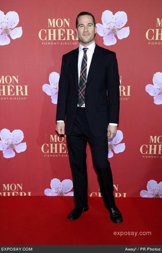 """Mon Cheri Barbara Day"" Charity Benefit Gala in Munich on December 4, 2012"