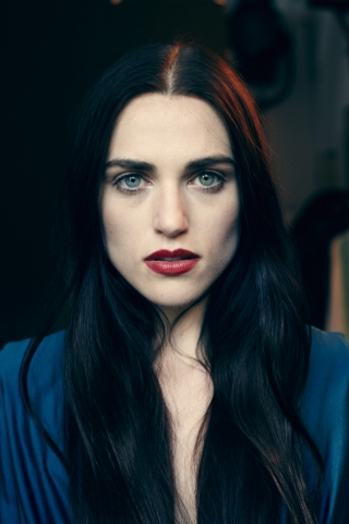 Katie McGrath Hintergrund probably containing a portrait called Photoshoot