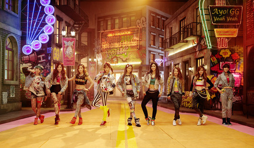 ♥SNSD I Got A Boy MV♥