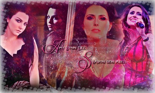 •*Sharon hol, den Adel & Amy Lee!•**