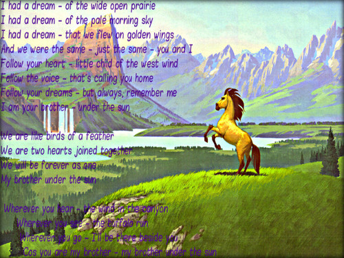 ★ Spirit Stallion of the Cimarron ☆