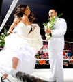 The Many Loves Of A.J. Lee: AJ and Daniel Bryan