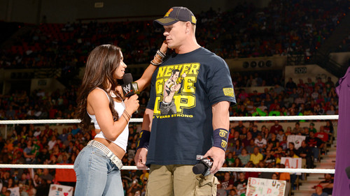 The Many Loves Of A.J. Lee: AJ and John Cena - aj-lee Photo