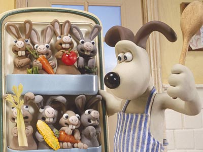 ★ Wallace & Gromit ~ Curse of the were-rabbit ☆