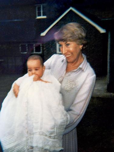her grandmother, Dorothy Goldsmith
