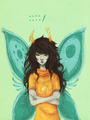 ::::/ - homestuck fan art