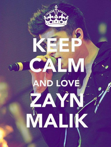 Lovin One Direction Wallpaper Probably Containing Anime Called 1D Keep Calm